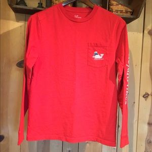 Vineyard Vines Christmas Shirt